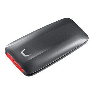 SAMSUNG Thunderbolttm 3 X5 1TB Portable SSD