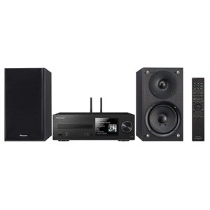 PIONEER Network Mini Stereo System with Built-In Wi-Fi and Bluetooth