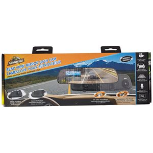 ARMORALL Rearview Mirror Dash Camera
