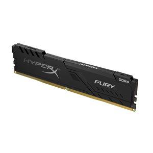 Kingston 4GB 2666MHz DDR4 CL16 DIMM HyperX FURY Black