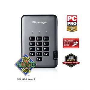 iStorage diskAshur Pro2 256-bit 1TB FIPS Certified