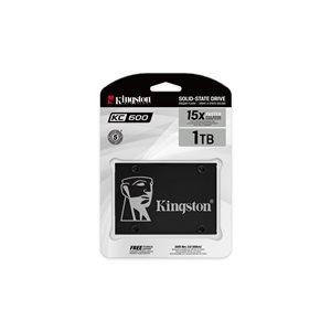 KINGSTON KC600 SSD 1024GB (1TB) 2.5in SATA Rev3.0(6Gb/s)
