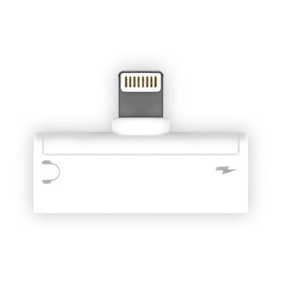 ALURATEK iPhone combo lightning & 3.5mm adapter