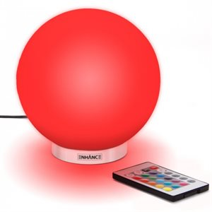 ACCESSORY POWER ENHANCE MoodBRIGHT Mini Color Changing LED Silicone Mood Lamp