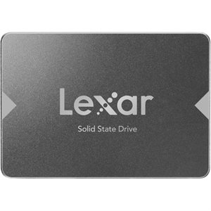 "Lexar 512GB Internal SSD NS200  2.5""  SATA,  NA"