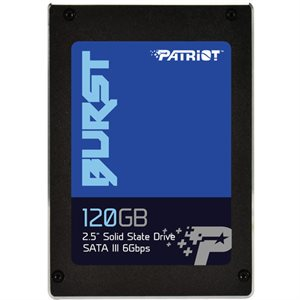Patriot BURST 120GB SATA3 2.5in SSD