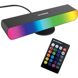 Xtreme Sound Reactive LED Light Bar w/Rem
