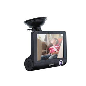 Armorall Premium Dual Dash Cam HD 1080P