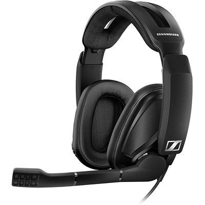 Sennheiser GSP 302 Gaming Headset - Black
