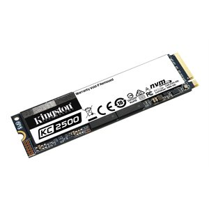 Kingston SSD 1000GO (1TB) KC2500 M.2 2280 NVMe PCIe gen3.0 x4