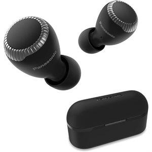 Panasonic Premium True Wireless Earbuds - Black