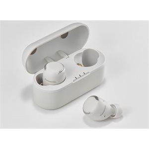 Panasonic Noise Cancelling Premium True Wireless Earbuds - White