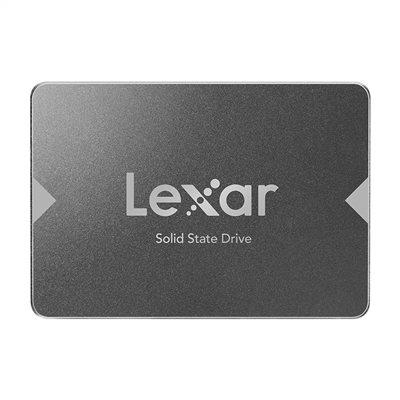 Lexar 256GB NS100 2.5'' SATA3 Internal (6Gb/s) SSD SR:520MB/s SW:420MB/s War-3 Years