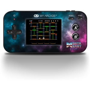 MY ARCADE GAMER V PORTABLE WITH DATA EAST HITS - Packed w/ 220 games built-in + 8 classic