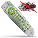ELINK UNIVERSAL REMOTE CONTROL 9 IN 1 (TV, DVD, CABLE, CD/AUX & MORE)