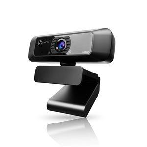 J5CREATE USB HD WEBCAM WITH 360 ROTATION AUTO FOCUS