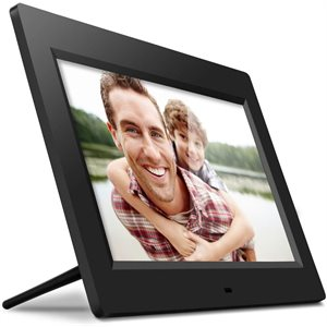 """ALuratek 10"""" WiFi Digital Photo Frame with Toucjscreen IPS LCD Display and 16GB built-in Memory"""