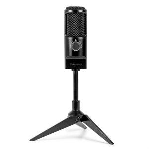 Aluratek Rocket USB Microphone, Studio Grade Recording & Streaming, for PC and Mac