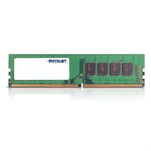 Patriot SL 8GB 2400MHz UDIMM CL17 Single rank PC4-19200