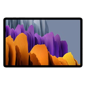 "SAMSUNG GALAXY TAB S7+ 12.4"" 128GB -  SILVER - Retail - B2C"