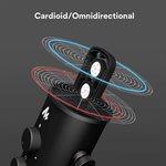 MAONO USB Microphone Cardioid Condenser Podcast PC Mic