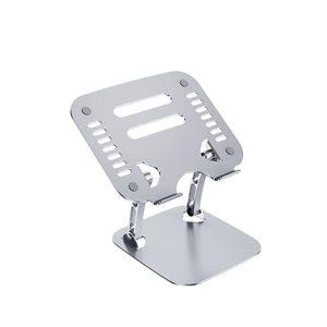 Centon OTM Essentials Aluminum Adjustable Laptop Riser Stand