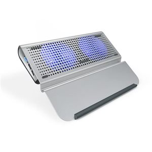 Centon OTM Essentials Aluminum Large Laptop Riser Stand