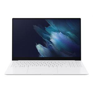 """Samsung Galaxy Book 15.6"""" Laptop w/Intel i5-1135G7, 256G SSD, 8GB RAM Windows 10 Home - Silver"""