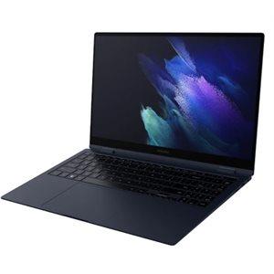 "Samsung GalaxyBook Pro360 15.6"" Touchscreen Laptop Intel i7-1165G7,512GB SSD,8GB RAM,Win10 Home-Navy"