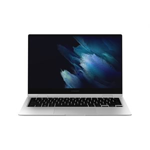 "Samsung GalaxyBook Pro360 13.3"" Touchscreen Laptop Intel i7-1165G7,512GB SSD,8GB RAM,Win10 Home-Silv"