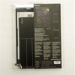 Tablette ''Blackboard'' de Boogie Board - noir (emballage trilingue)