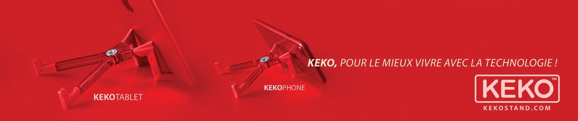 Keko stand